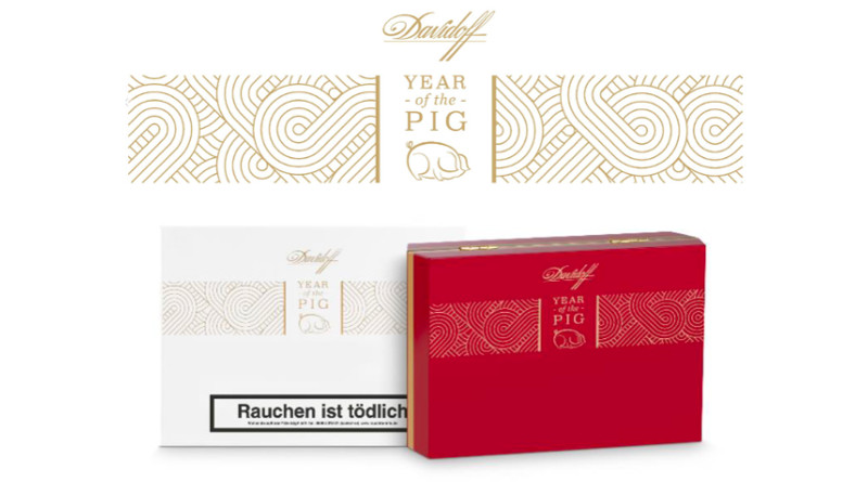Davidoff year of the pig