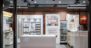 E-Zigaretten Probier-Bar
