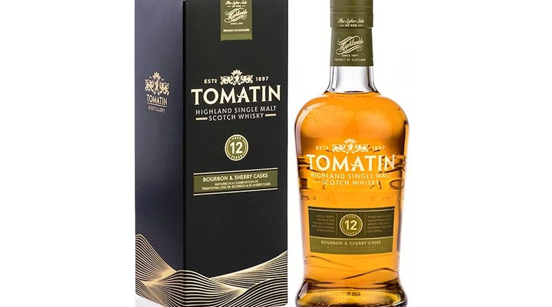 Tomatin Highland Single Malt Whiskys