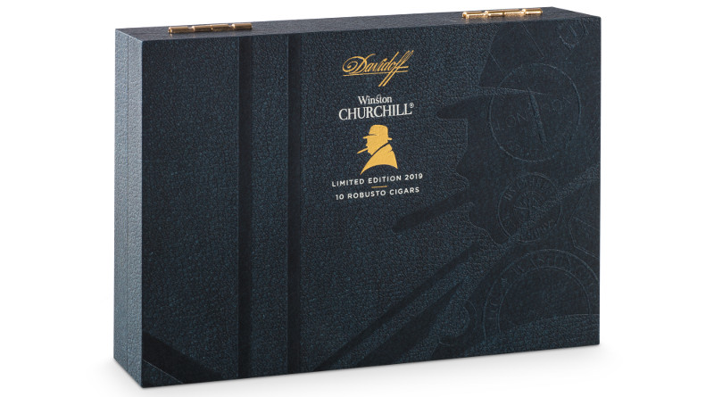 """The Traveller"" – neue Davidoff Limited Edition der Winston Churchill-Serie 2"