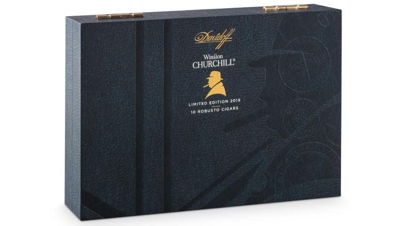 """The Traveller"" – neue Davidoff Limited Edition der Winston Churchill-Serie 2"