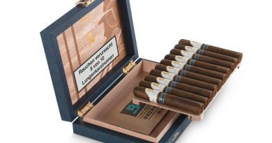 """The Traveller"" – neue Davidoff Limited Edition der Winston Churchill-Serie"