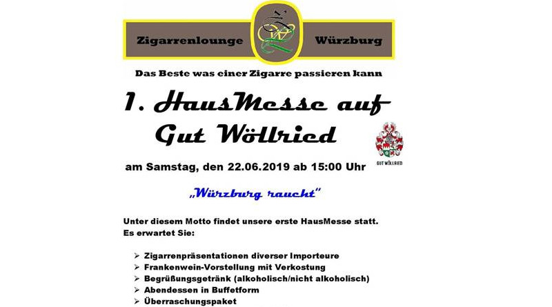 Zigarrenlounge Würzburg