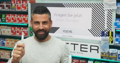 Top-Händler in Deutschland testen IQOS 3