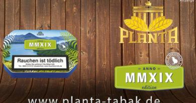 Planta Anno MMXIX