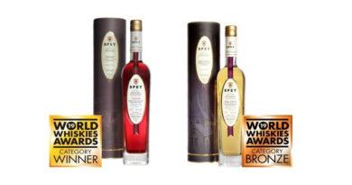 Doppelte Auszeichnung für die Speyside Distillers
