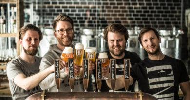 Bier von den Kleinsten