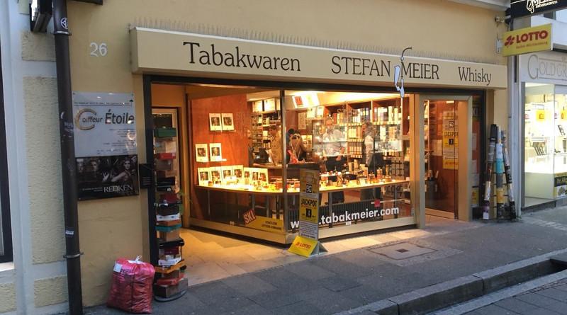 StefanMeier Tabakwaren & Whisky: Wir lassen die Pfeifen los…