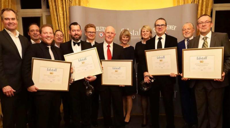 Zum neunten Mal verlieh Falstaff Deutschland Preise an herausragende Weinpersönlichkeiten: Für sein Lebenswerk wurde Hanno Zilliken geehrt, Mathieu Kauffmann (Reichsrat von Buhl) ist Winzer des Jahres.