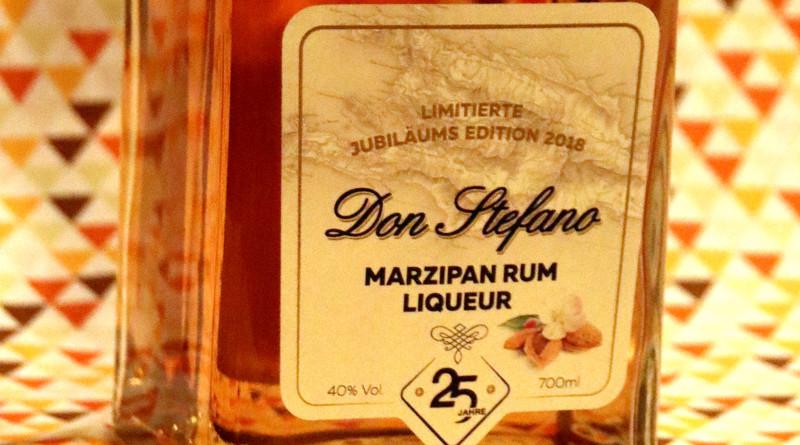 Don Stefano Marzipan Rum Likör