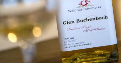Schwäbischer Whisky darf nicht Glen heißen