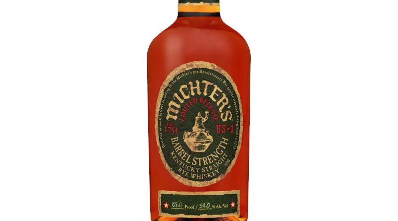 Michter's lanciert Whiskey US*1 Barrel Strength Rye