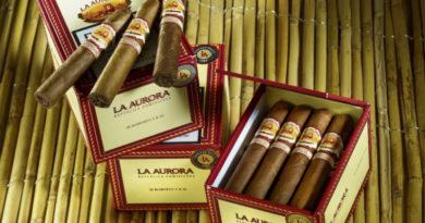 La Aurora feiert Meilensteine der Manufaktur - mit genussreichen Blends