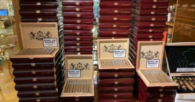 Jas Sum Kral: Handgefertigte Nicaragua-Cigarren kommen an