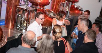 Scheibel Whisky-Mühle seit 2018 ein cooler Treffpunkt