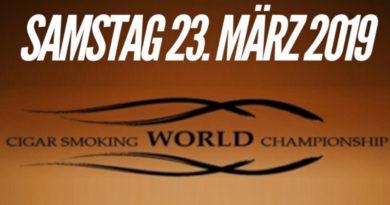 CSWC Qualifikationsrunde 2019 am 23. März 2019