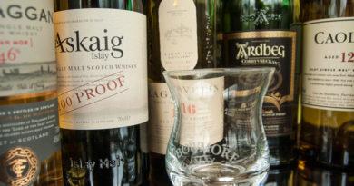 Amerikanische Whiskeyexporte durch Vergeltungszölle stark eingebrochen