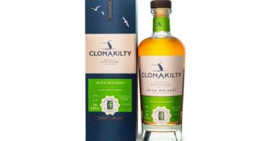 Neu bei Irish Whiskeys: Clonakilty Bordeaux Cask Finish