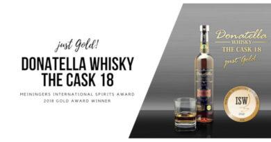 Donatella Whisky, der Wachstumsriese