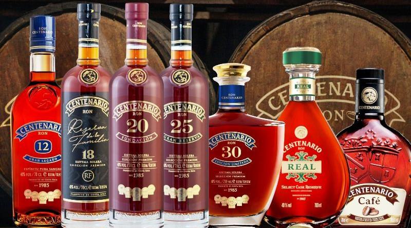 """Sierra Madre präsentiert """"Centenario Rum"""""""
