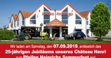 Château Henri: Genussinsel, Pfeifen-Museum und Wallfahrtsort der Aficionados