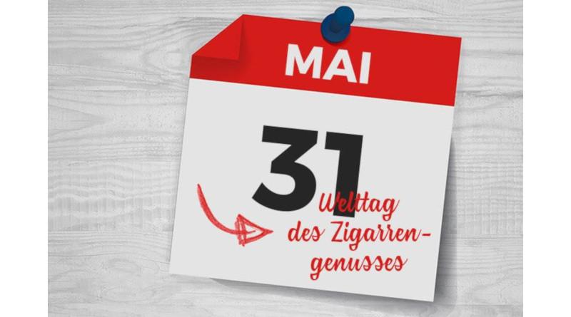 2.Welttag des Cigarrengenusses am 31. Mai 2019