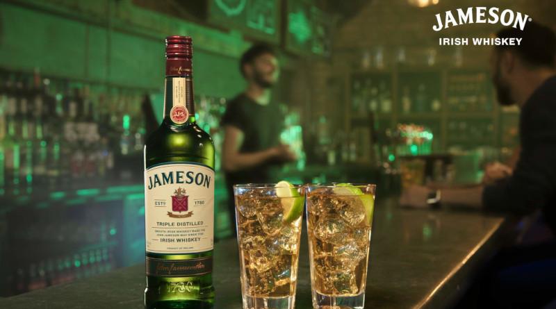 Jameson Irish Whiskey mit neuer Kampagne zum 1. Mal im deutschen TV
