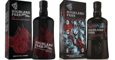 Neue Highland Park Single Malts feiern die nordische Mythologie