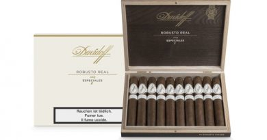 "Davidoff lanciert ""Robusto Real Especiales 7"""