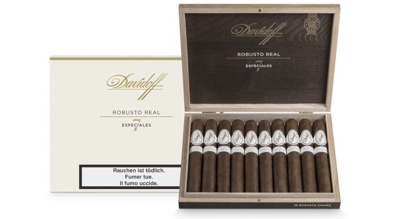 Davidoff Lanciert Robusto Real Especiales 7