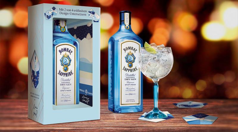 Bombay Sapphire vereint guten Geschmack für Gin und Kunst