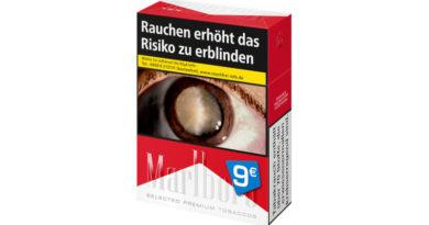Die PMI-Reaktion: MARLBORO Red XXL – 29 Zigaretten zu 9,00