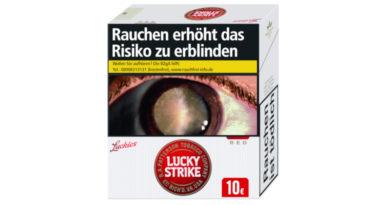 Lucky Strike bringt drei neue Packungsformate