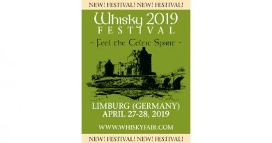 """Whisky 2019 Festival"" lädt nach Limburg (Lahn) ein"
