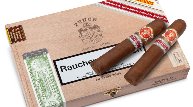 Punch Preferidos der Edición Regional für 5thAvenue
