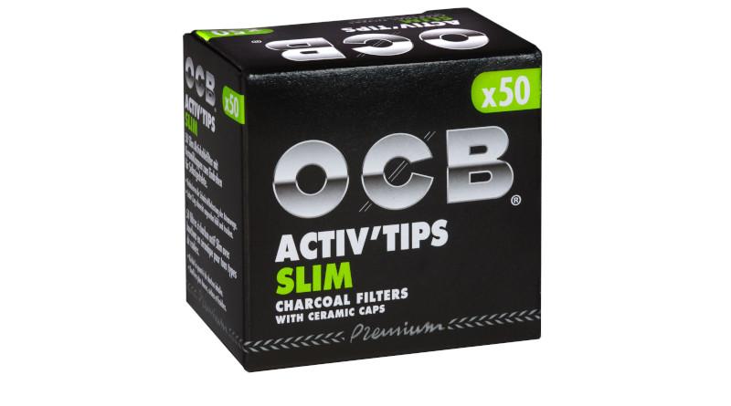 OCB Activ'Tips Slim 7mm starten weiter durch