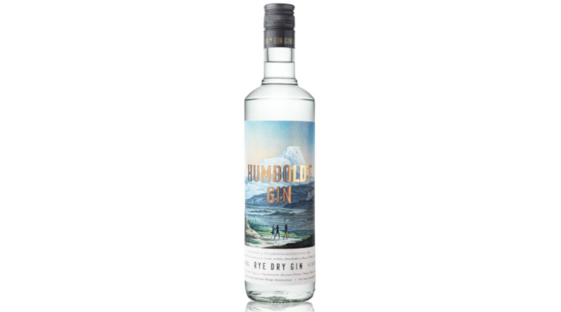 Humboldt Gin – Eine geistreiche Hommage...