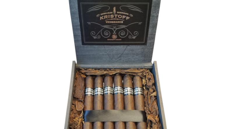 Kristoff Vengeance: Ein Cigarre, wie keine