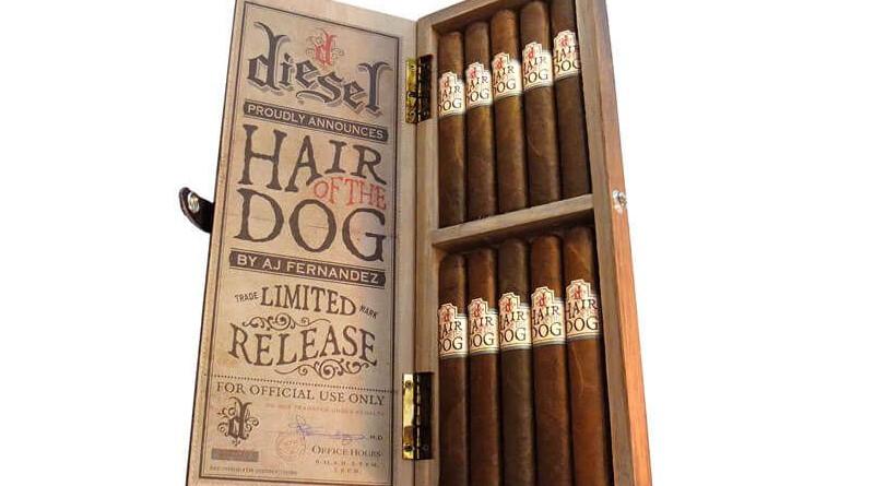 """Diesel führt """"Hair of the Dog"""" ein"""