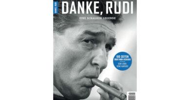 Funke widmet Rudi Aussauer zum 75. Geburtstag ein Magazin