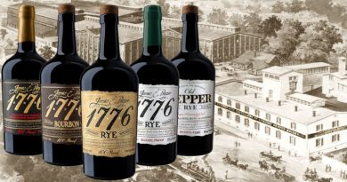 1776 Straight Rye Whiskey aus der James E. Pepper Destillerie begeistert