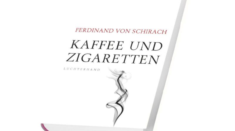 """Im Gespräch: """"Rauchzeichen"""" von Ferdinand von Schirach"""