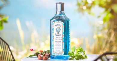 """Bombay Sapphire launcht """"Limited Edition English Estate"""""""