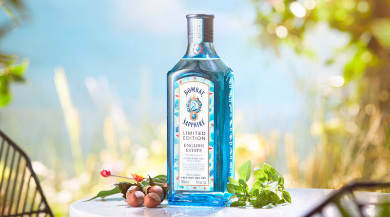 "Bombay Sapphire launcht ""Limited Edition English Estate"""
