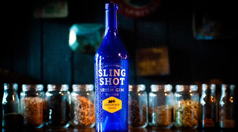 Sling Shot Gin auf dem Weg in die große Welt