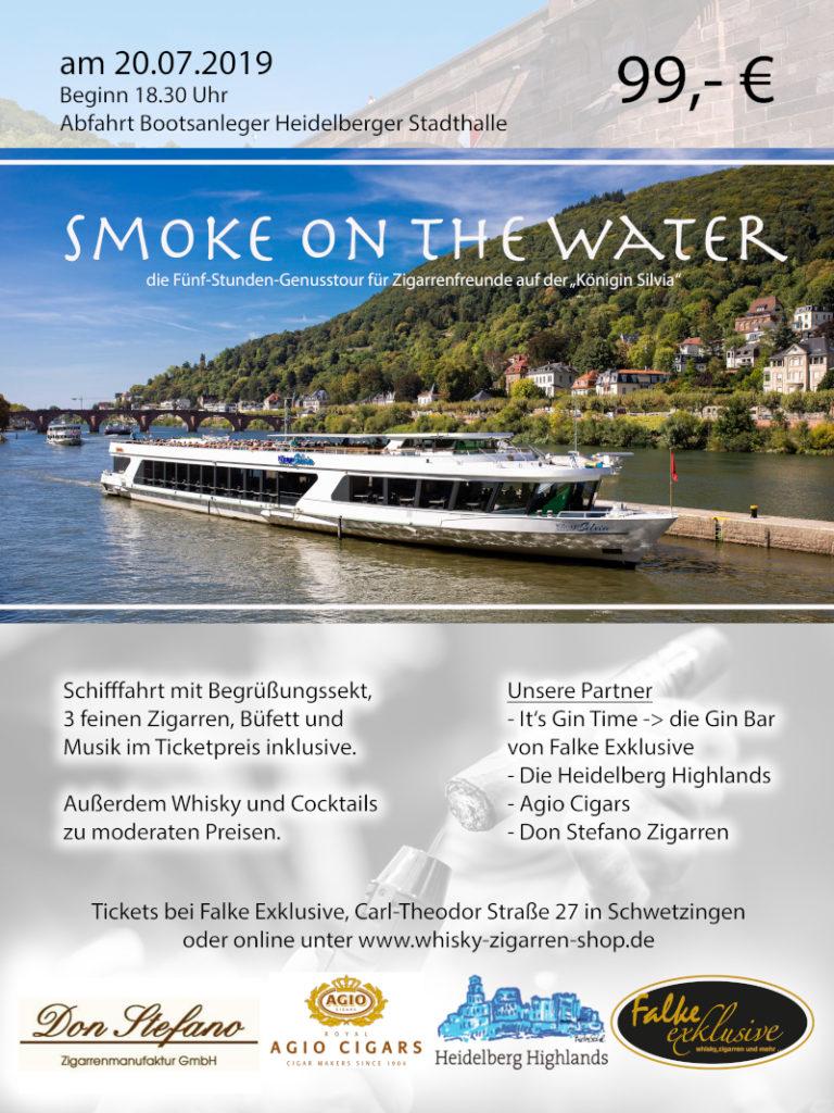 Gewinnspiel Smoke on the Water