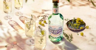 Diageo launcht neuen Super-Premium-Gin Villa Ascenti