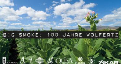 Da qualmt es: Wolfertz feiert die 100
