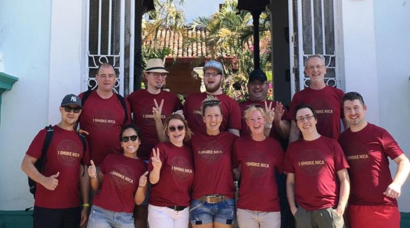 Arnold André-Fachhändler zu Gast bei Joya de Nicaragua