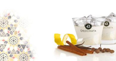 Der frische Sommerfreund: Licor 43 Orochata auf Eis